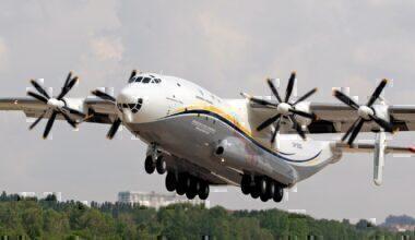 Antonov An-22 getty