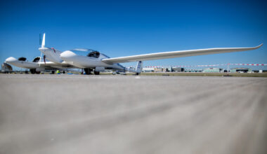 Hydrogen powered planes, how do they work