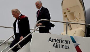 Donald Trump, Airline Support, Airline Furlough