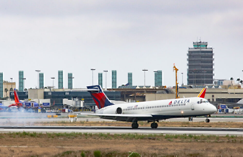 Delta Boeing 717 Getty