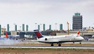 Delta Boeing 717 Getty