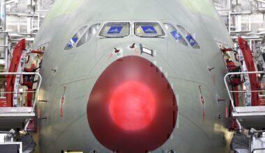 Final A380, Airbus A380, Emirates