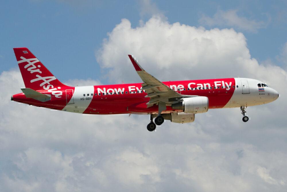 Thai AirAsia Getty