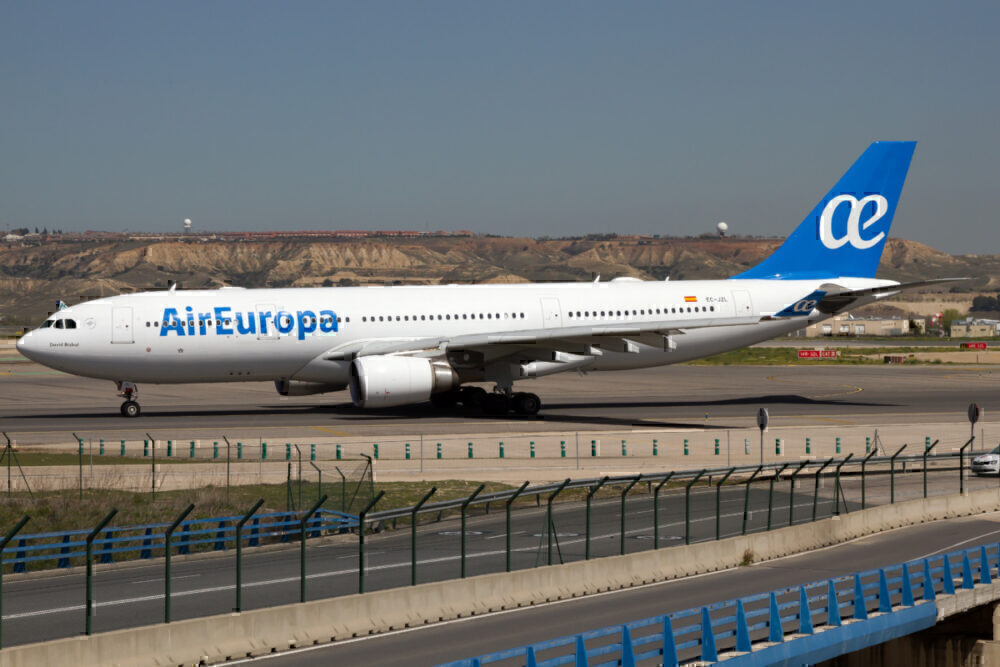 Air Europa requests state support €400 million
