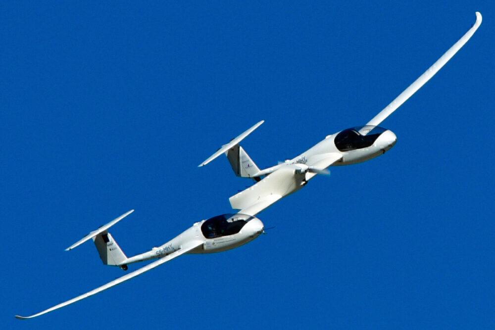 HY4 hydrogen aircraft