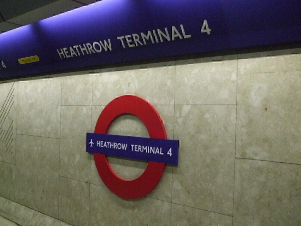 Terminal 4 station