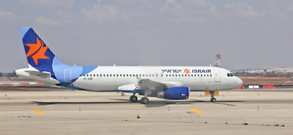 Israir Airbus A320-232