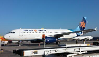 Israir Airbus A320