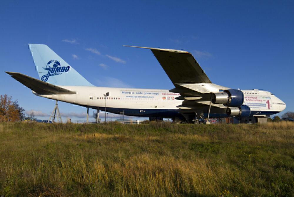 JumboStay Hotel 747