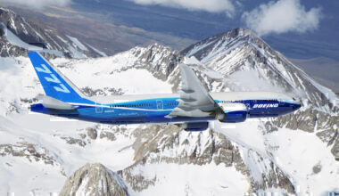Boeing 777-200LR