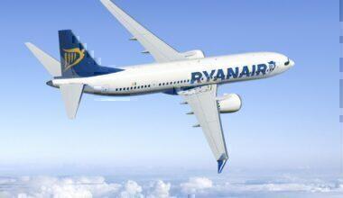 MAX 200 Ryanair
