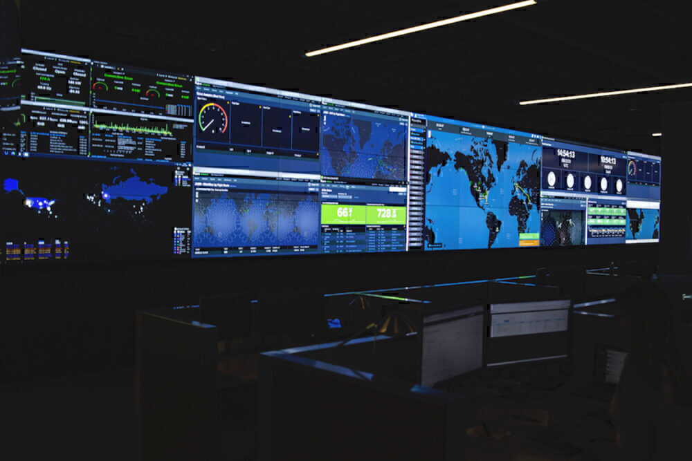 Satcom Direct Opens Revamped Network Operations Center