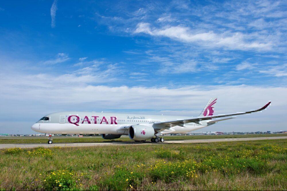 Qatar A350