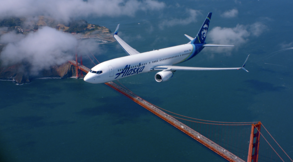 Alaska Airlines San Francisco