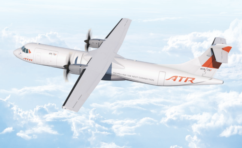 ATR72-600F