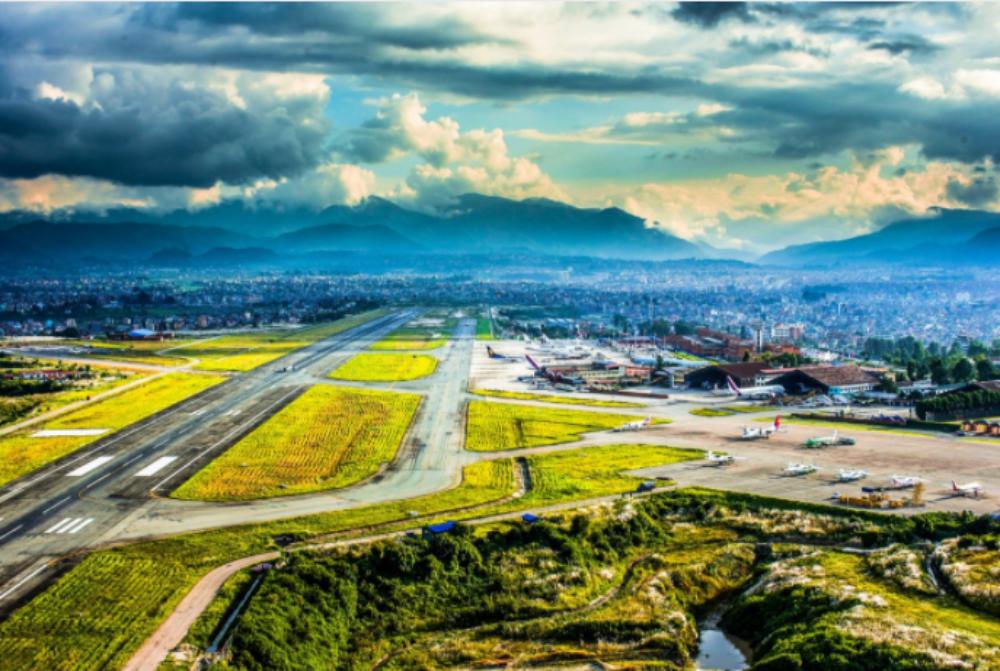Nepal-flights
