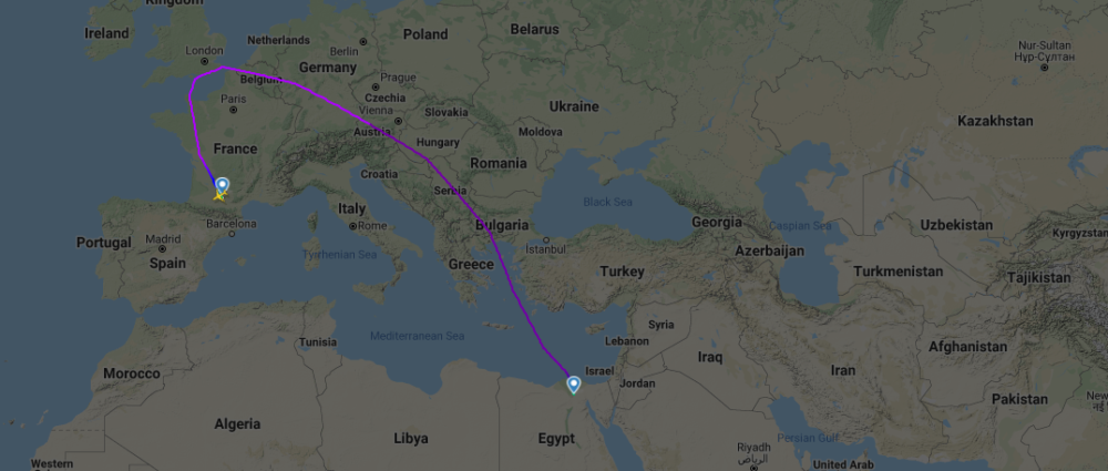 Airbus-A220-France-UK-Egypt-Delivery