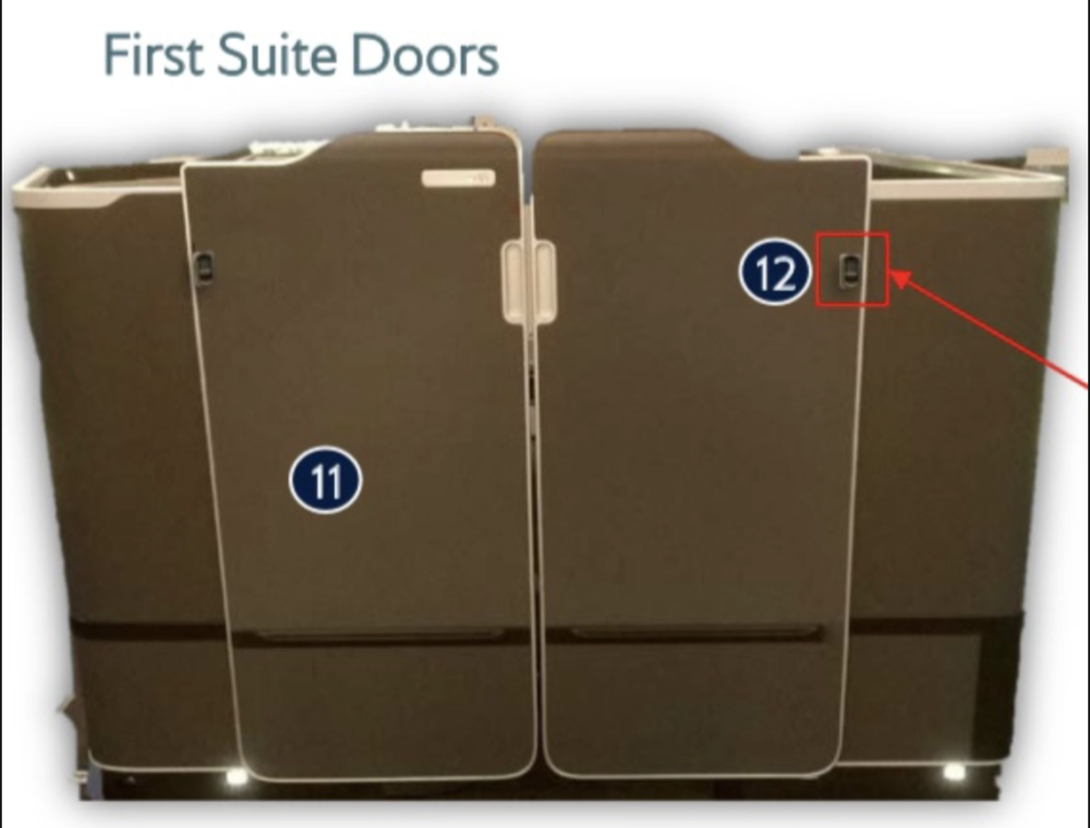 British Airways Launches New First Class Suite With Door