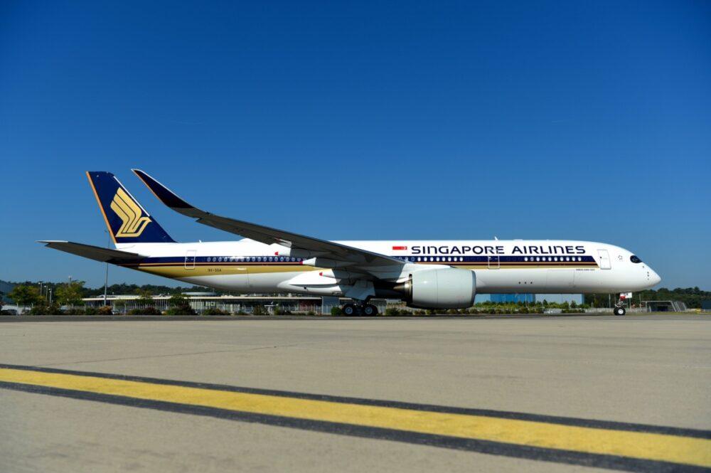 SQ A350ULR