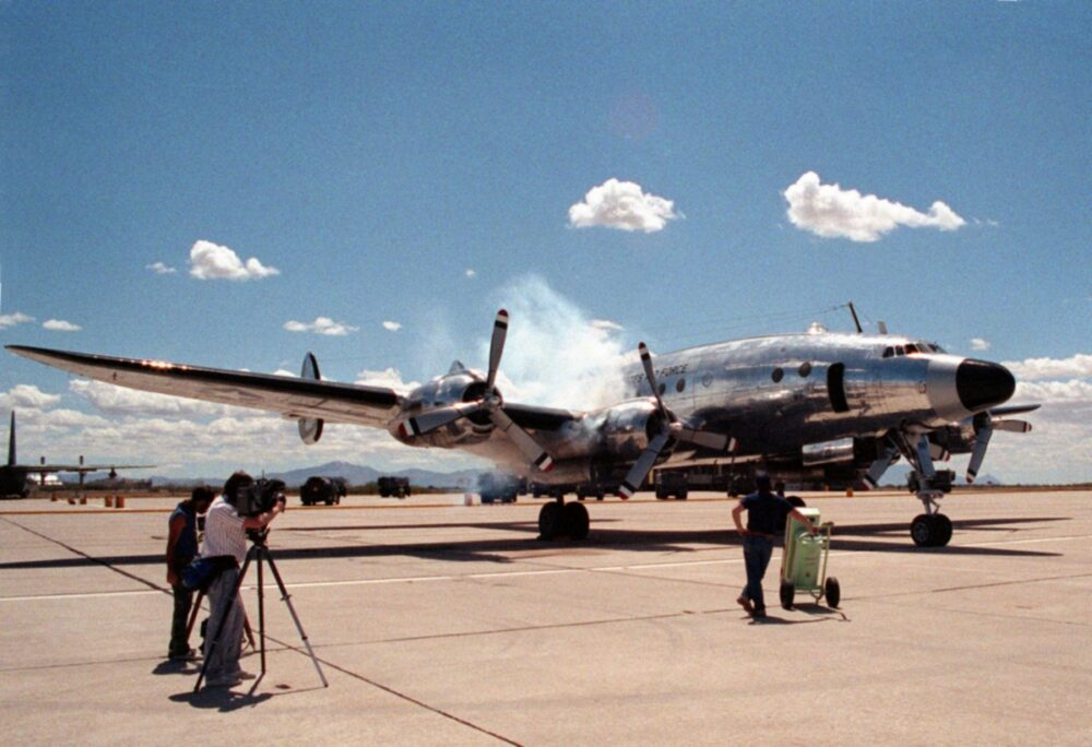 Inside Columbine II – The First Ever Air Force One
