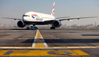 British Airways 777-300ER