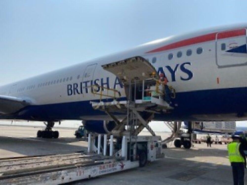 Boeing 777X, Turnaround Time, Boeing 777-9