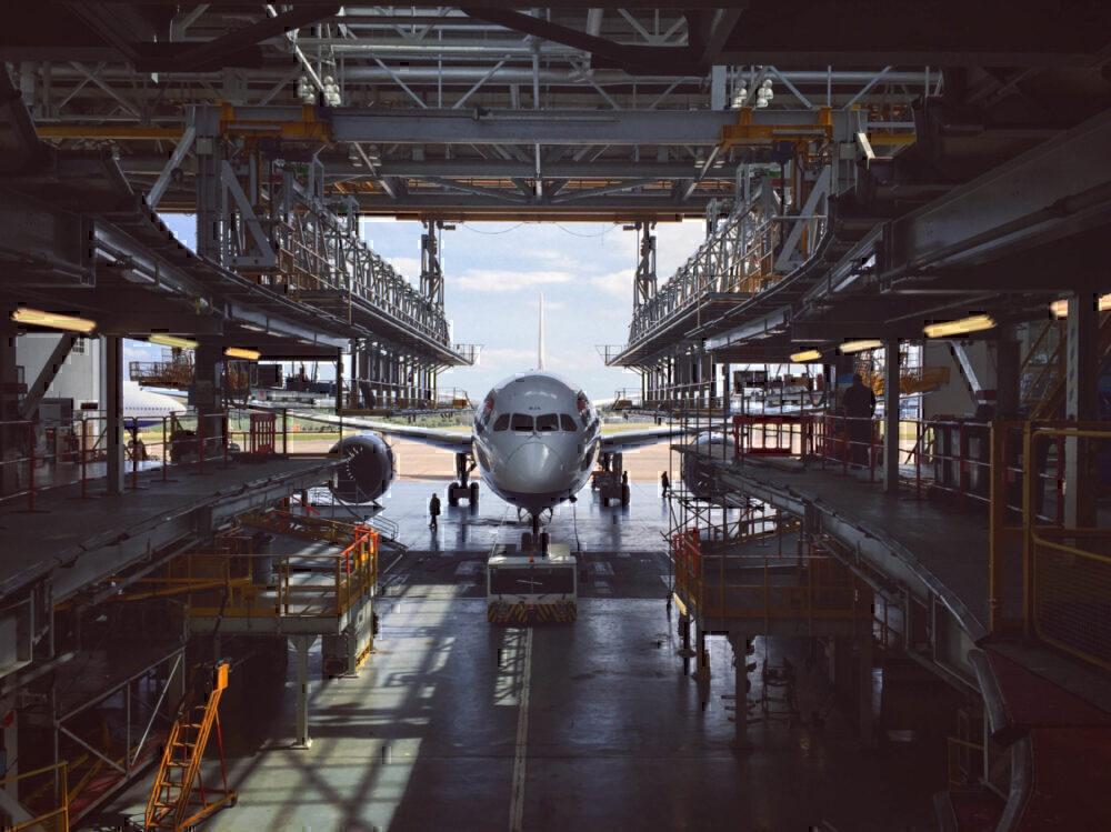 British Airways Maintenance