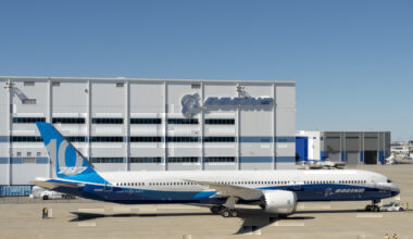 Boeing 787-10 dreamliner production south Carolina