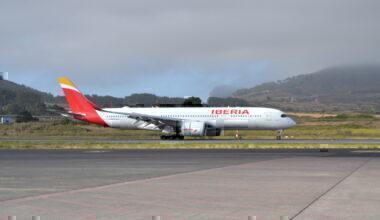 Iberia A350