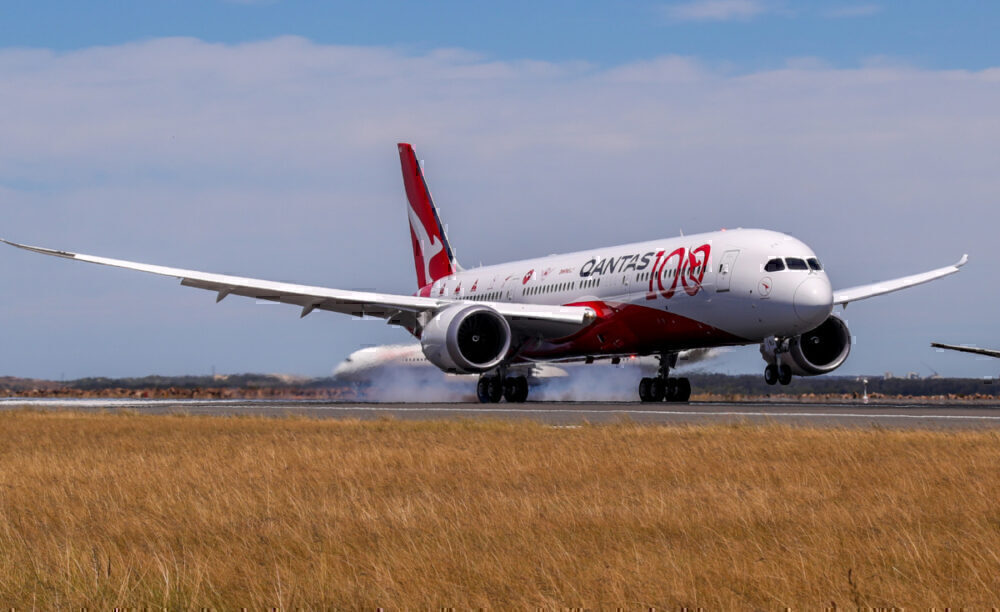 Qantas 'Flight To Nowhere' Completely Sells Out In Just 10 Minutes