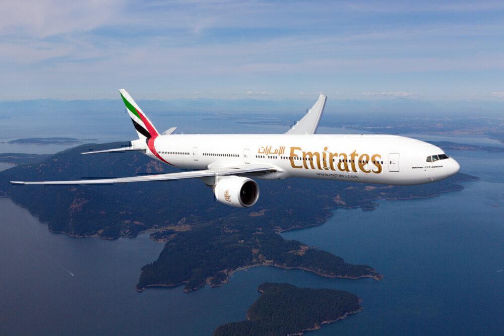 B777-300ER Emirates