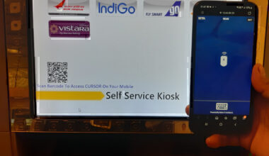 Mumbai Contactless Check-In