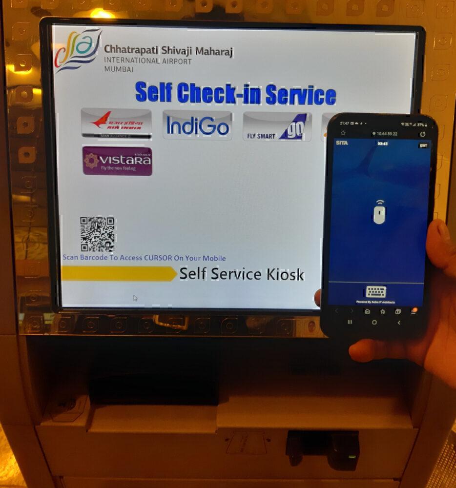 Mumbai Contactless Check-In