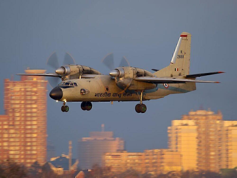 Aer Caribe Antonov AN-32 crash