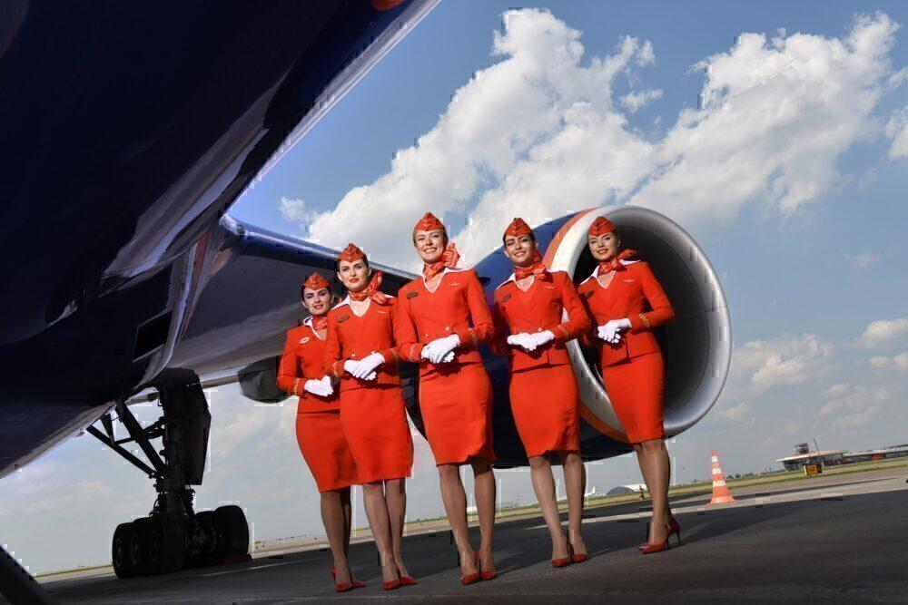 Aeroflot crew visa revoked