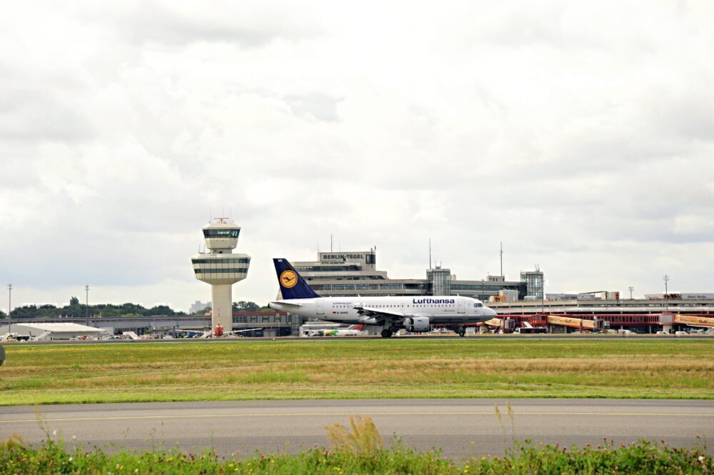 Lufthansa, Berlin Tegel, Airport Closure