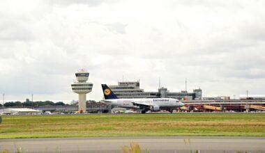Lufthansa, Berlin Tegel, Airport Closure