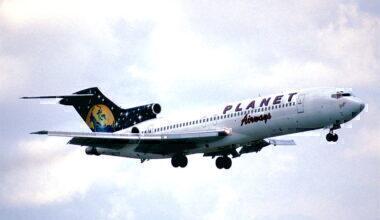 Planet Airways B727