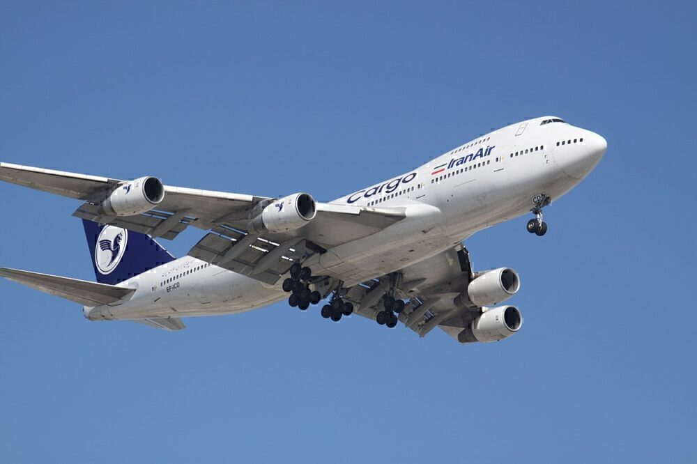 Iran-Air-Boeing-747-200-Sheep-Diversion