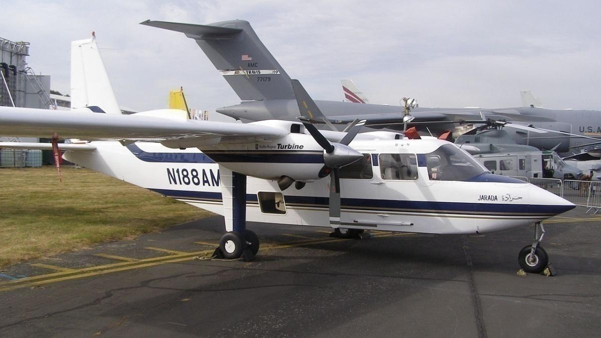 Britten-Norman-Islander
