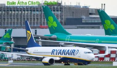 Ryanair Aer Lingus Aircraft