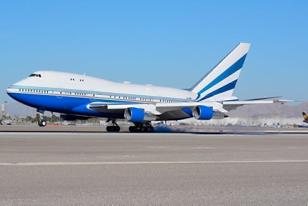 Rare Boeing 747SP Suffers Major Damage In Hangar Collision