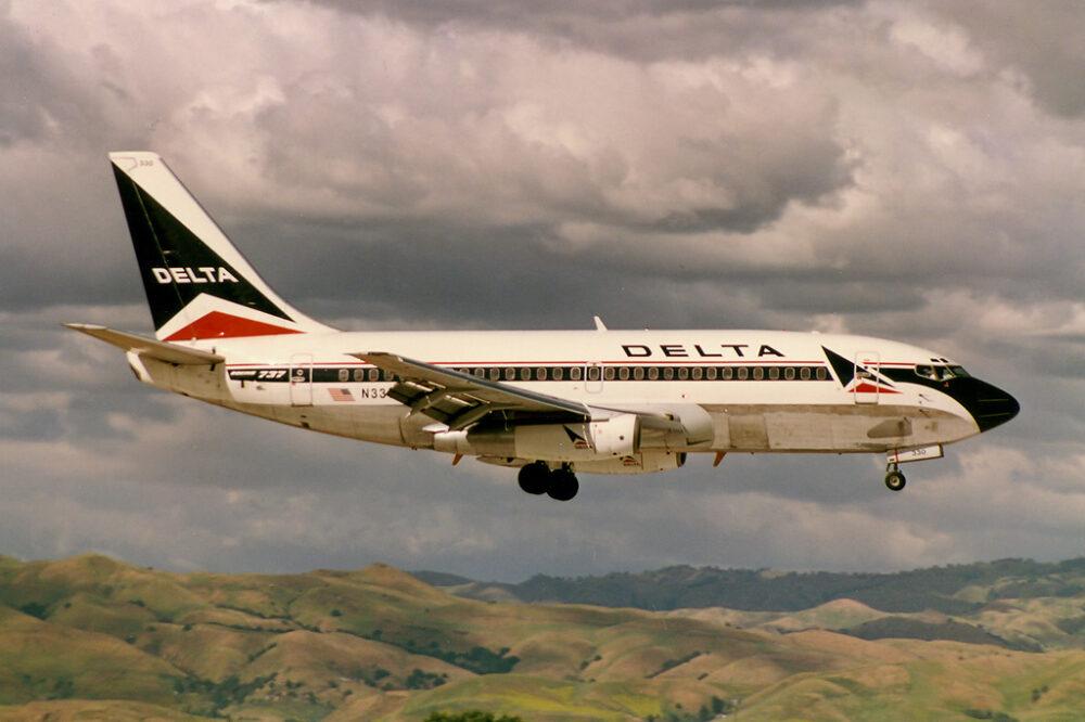 Delta 737-200