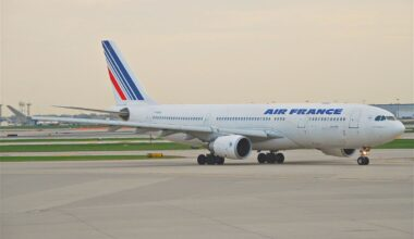Air France A330