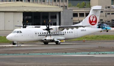 Japan Air Commuter