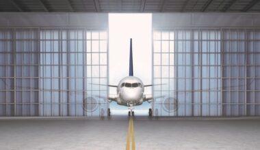 A220 Hangar