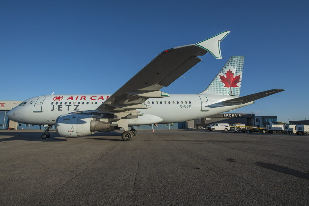 Air Canada Jetz