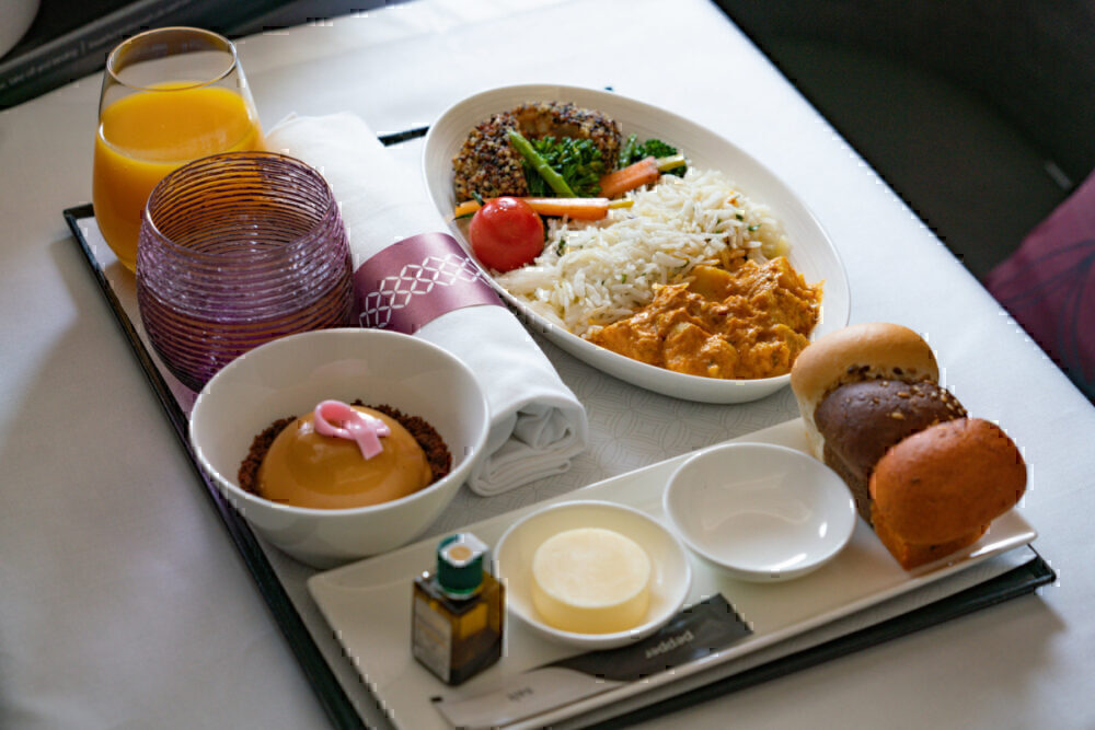 Qatar-Airways-Business-Class-Vegan-Meals