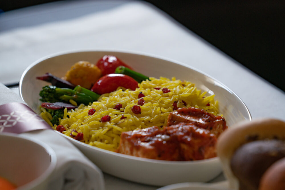 Qatar-Airways-Business-Class-Vegan-Meals