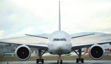 Lufthansa Cargo Boeing 777